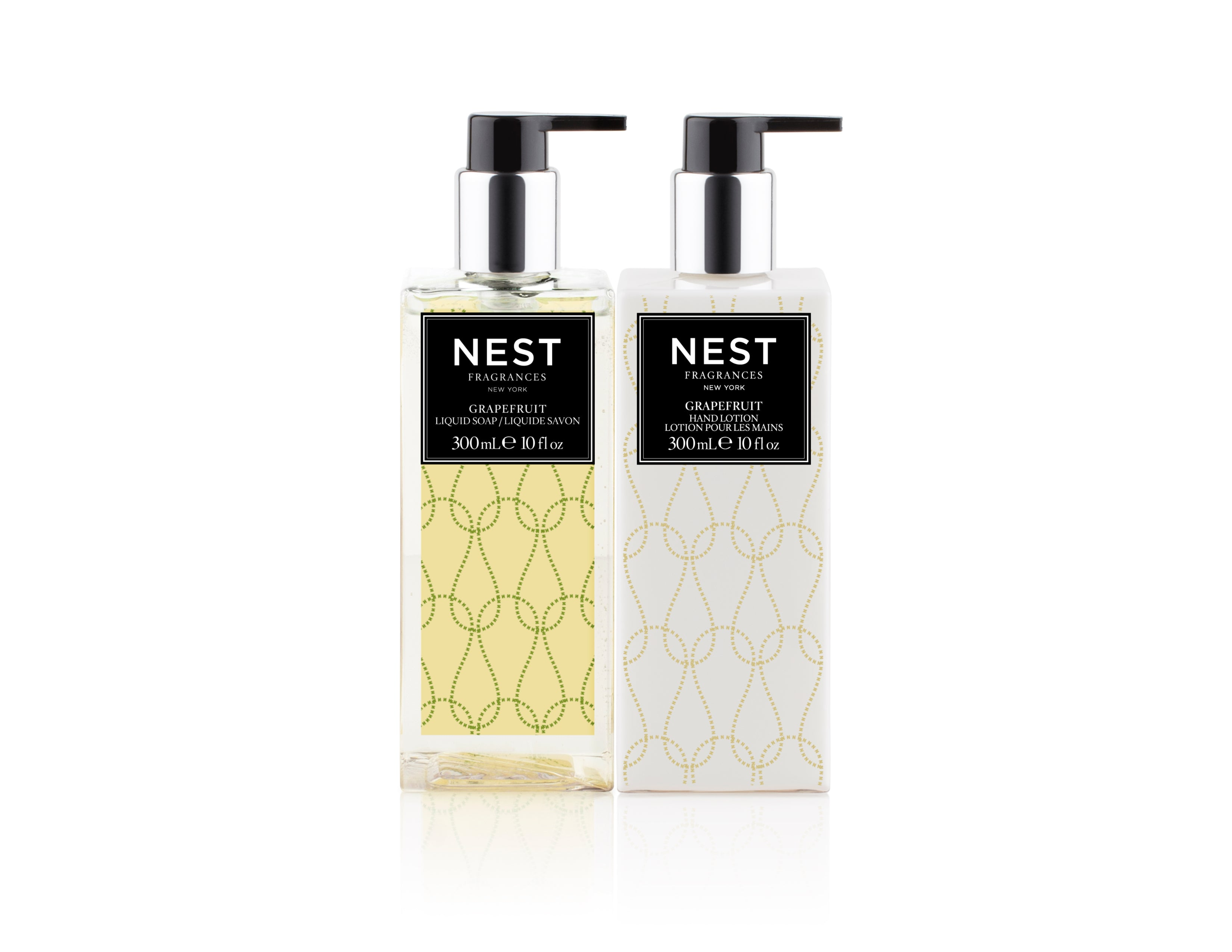 Grapefruit Soap and Lotion