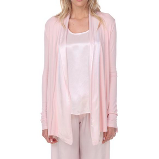 Shelby Cardigan in Blush