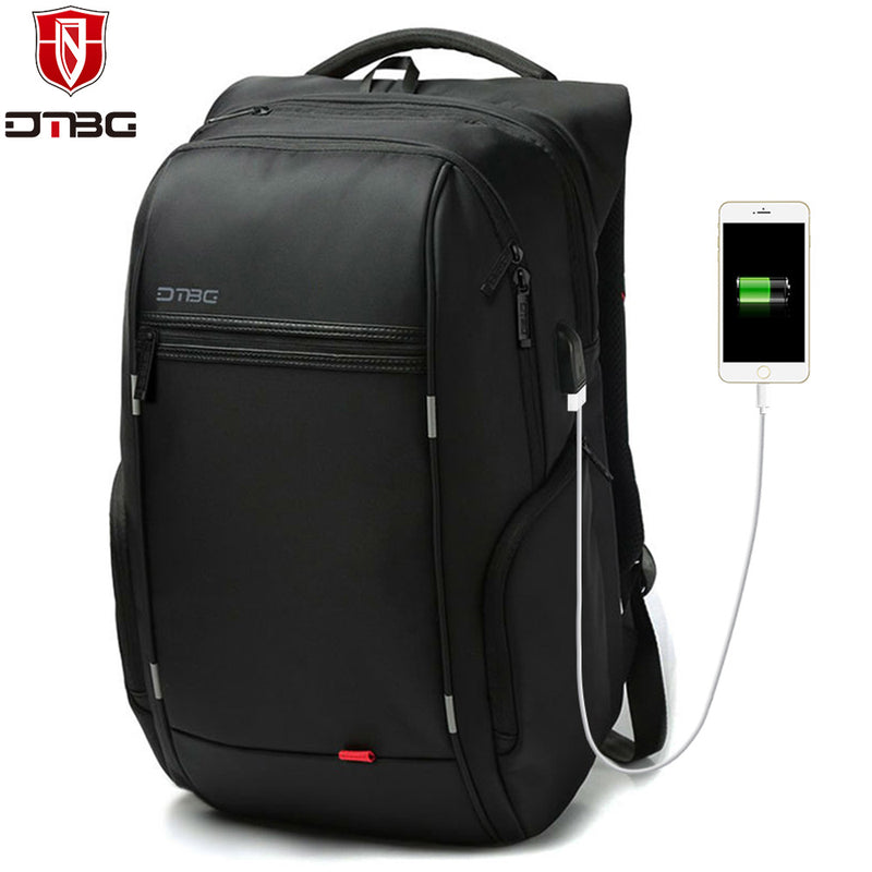 Backpacks with USB Charge Travel Bag
