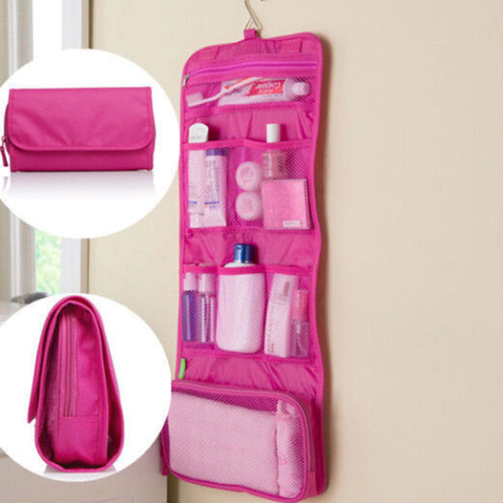 Pouch Wall Hanging Makeup Storage Case