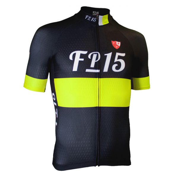 Giallo Luxury Aero Jersey - Isleofman