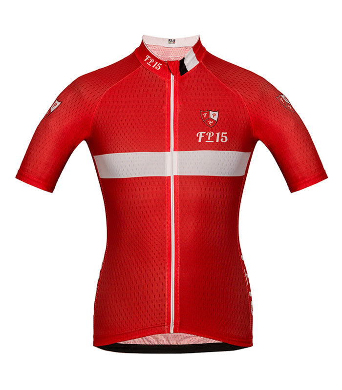 Aero Jersey – Red - Isleofman