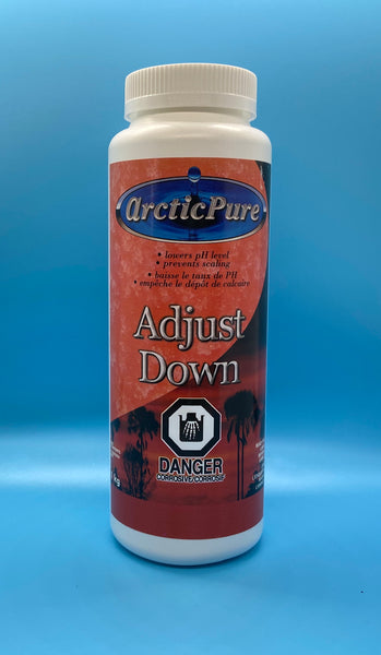 Arctic Pure - Adjust Down