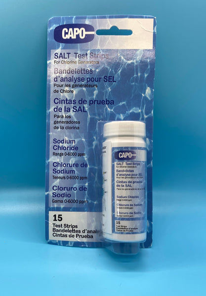 Capo - Salt test strips