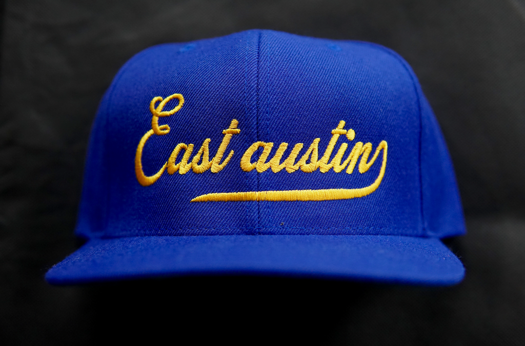 East Austin Royal/Gold Snapback