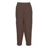 Oslo pant - Coffee Quartz Brown
