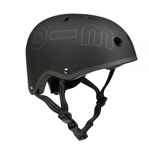 Casco Negro Mate L