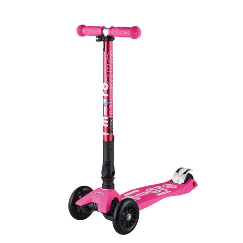 Micro Scooter Maxi Deluxe Plegable Shocking pink