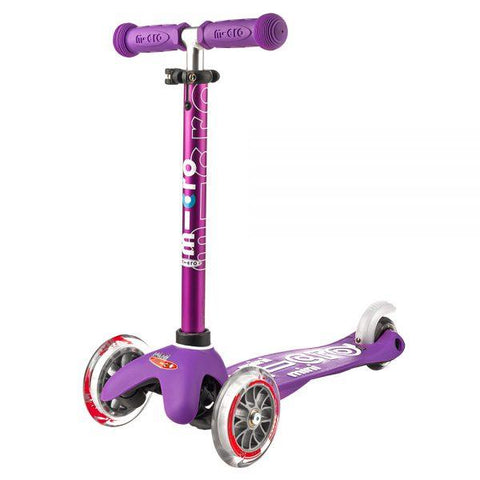 Micro Scooter Mini Deluxe Morado