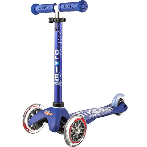 Micro Scooter Mini Deluxe Azul