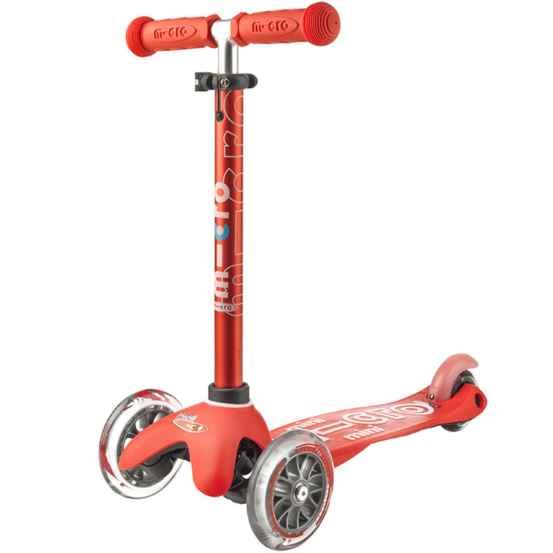 Mini Deluxe Rojo / Scooter de niño