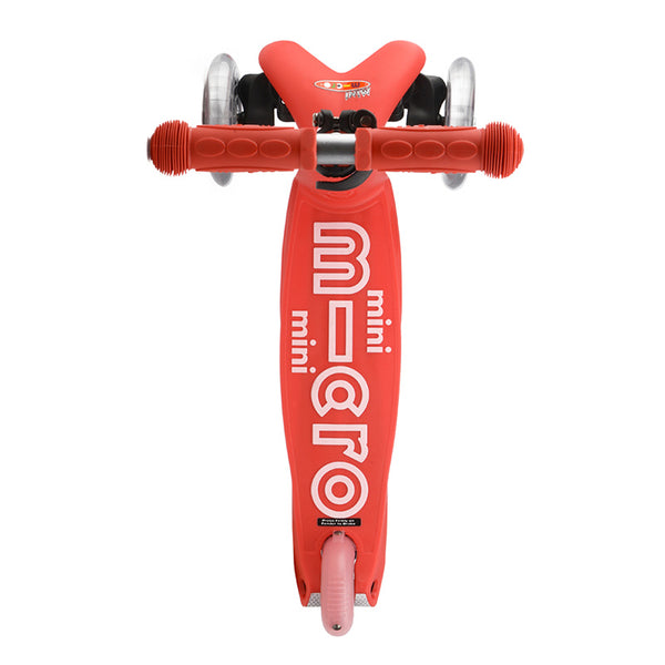 Micro Scooter Mini Deluxe Rojo