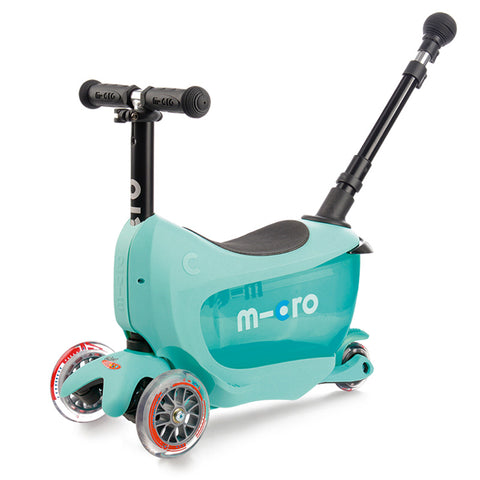 Micro Scooter Mini2Go Deluxe Plus Menta