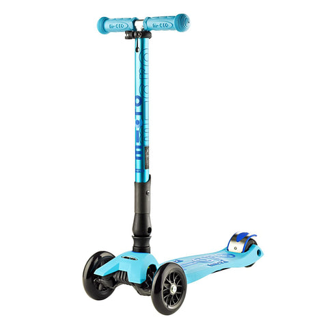 Micro Scooter Maxi Deluxe Plegable Light Blue