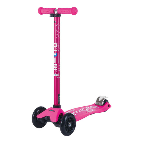 Maxi Deluxe Shocking Pink / Scooter de niño