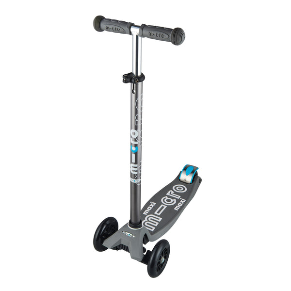 Micro Scooter Maxi Deluxe Gris Volcano