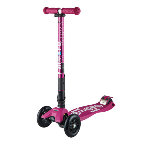 Micro Scooter Maxi Deluxe Plegable Rojo Berry