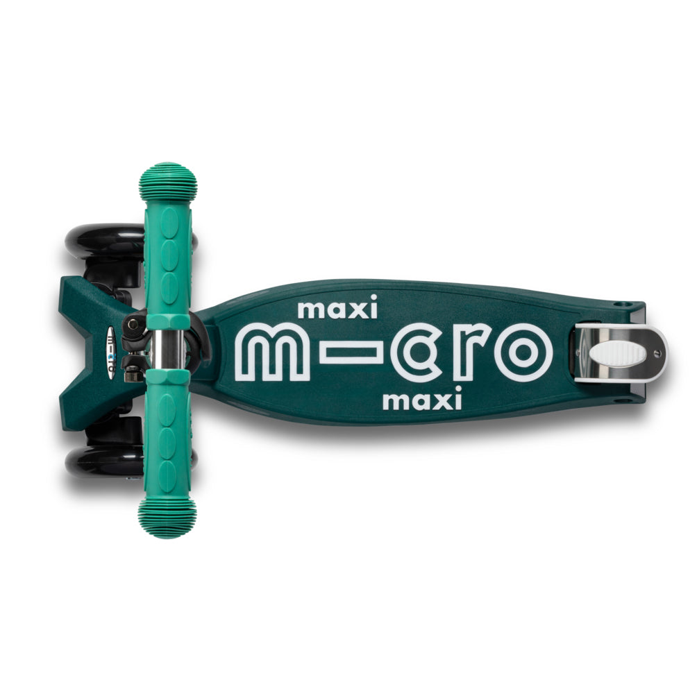 Micro Scooter Maxi Deluxe ECO Verde