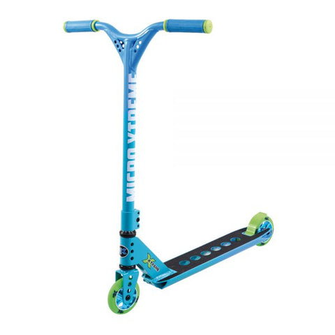 Micro Scooter freestyle MX Trixx 2.0 Rainbow Blue