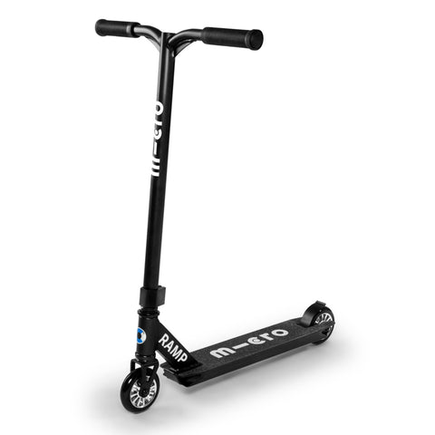 Micro Scooter freestyle Ramp Negro / Principiantes