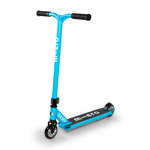 Micro Scooter freestyle Ramp Cyan / Principiantes