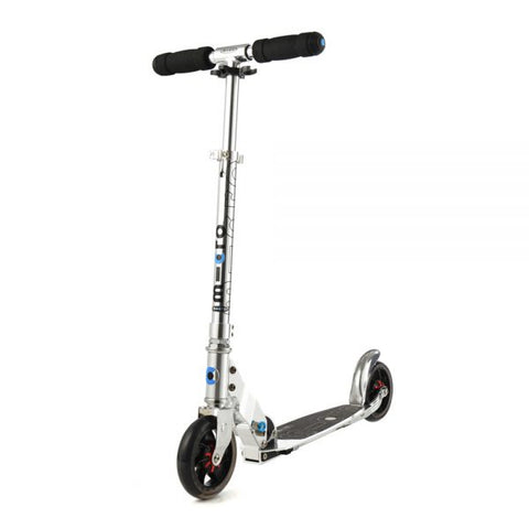 Micro Scooter de adulto Speed+ Pure Silver