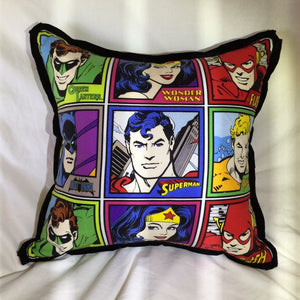 Super Heros Pillow
