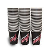 BadgerMAX 9oz Cups - 2,000 Count - Disposable