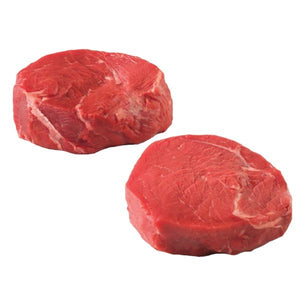 Top Sirloin Angus Choice Steaks - 22/7oz