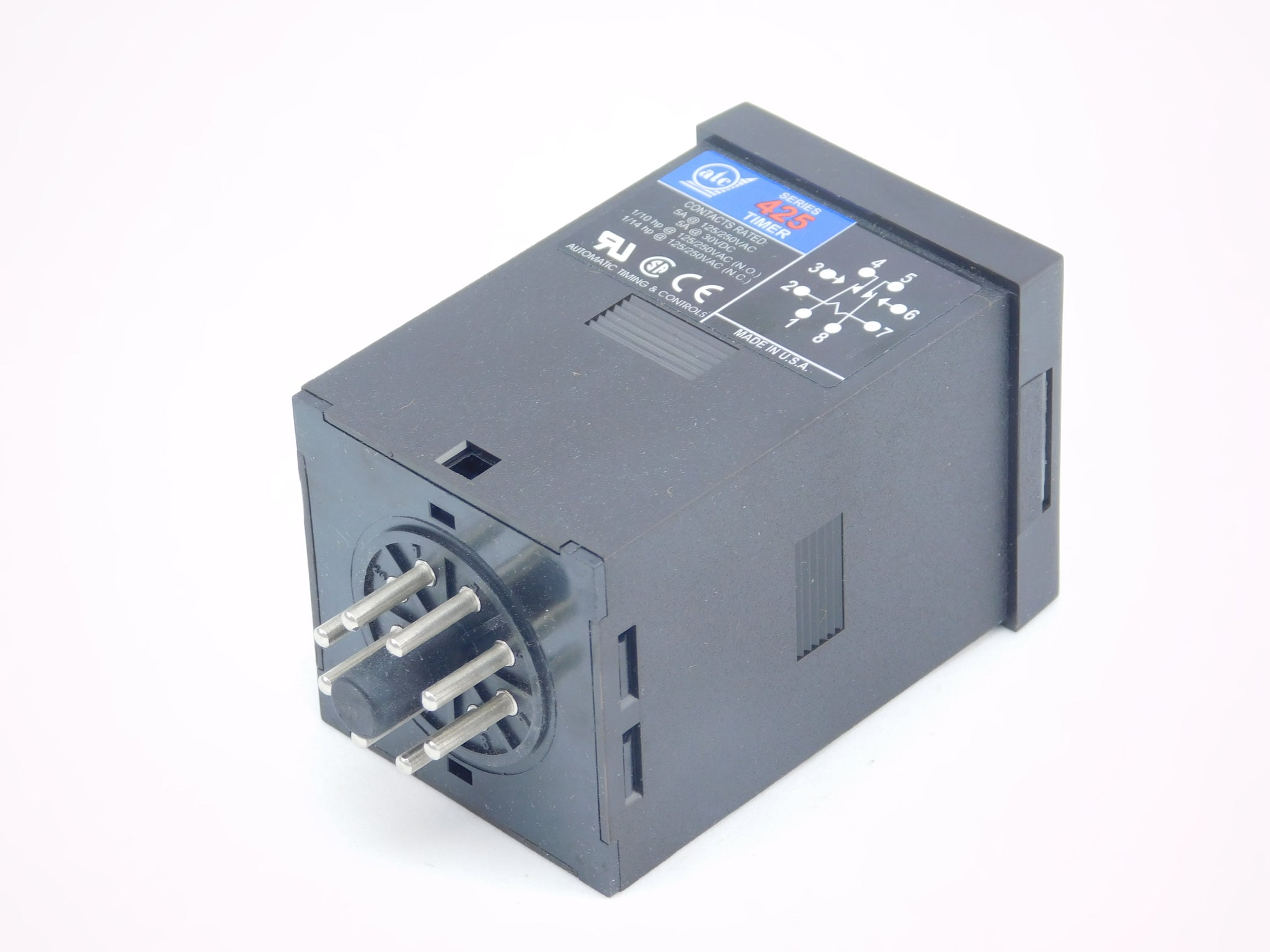 Timer Act 425 Discount Crematory Parts Circuit Breaker With