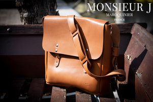 Sac Besace Brooklyn - Monsieur J