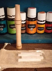 Essential Oil Inhaler - 10 pieces
