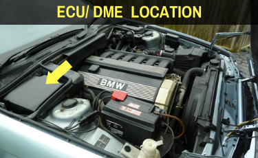 BMW 525 E34 ECU DME Bosch 0261200403, 0 261 200 403 - Specialized