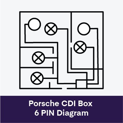 CDI 3 pin Coil Resistance