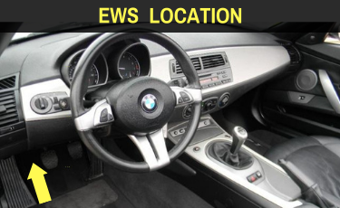 BMW Z4 3 0L E85 ECU DME, Siemens MS 45 1, M54 Engine