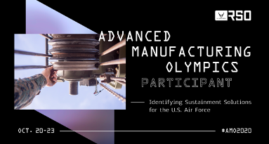 Advanced Manufacturing Olympics 2020
