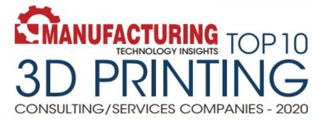 Top10 3D Printing Consulting Services