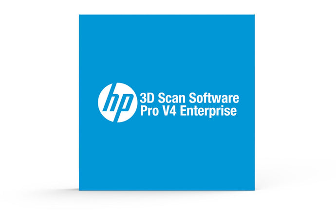 HP 3D Scan v4 Enterprise Software with SDK (aka David 4 SDK Enterprise) - 3DChimera