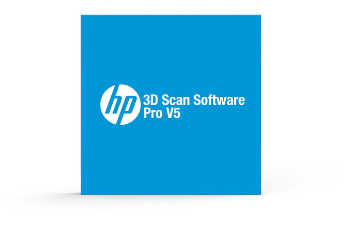 HP 3D Scan Software Pro v5 - 3DChimera