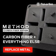 MakerBot METHOD Carbon Fiber Edition - 3DChimera