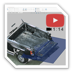MV Toolbox SOLIDWORKS Add-in for Mantis 3D Scanners