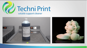 Techni Print Soluable Support Cleaner