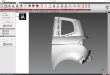 Polyga FlexScan3D Software
