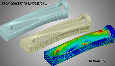 ANSYS Discovery Live Essentials with SpaceClaim Engineer - 3DChimera