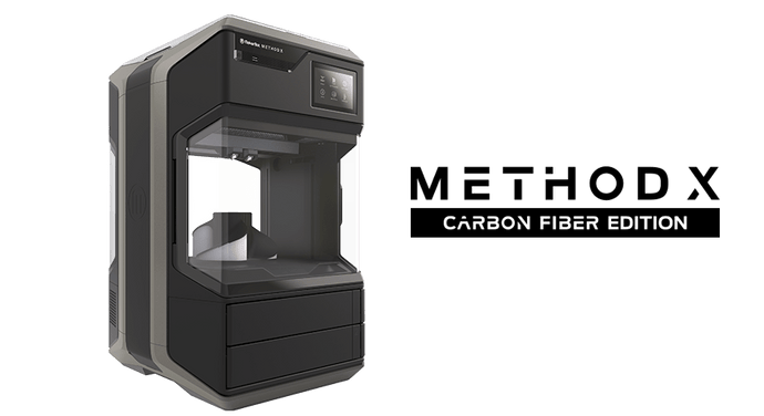 MakerBot METHOD X Carbon Fiber Edition - 3DChimera