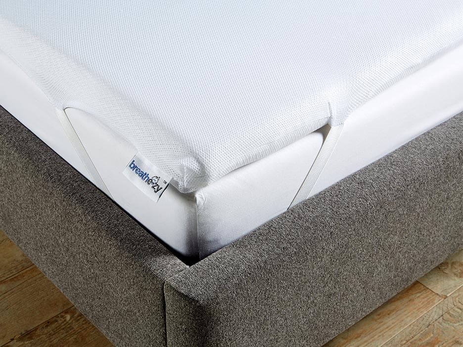 Breathe-zy Anti Suffocation Mattress Topper