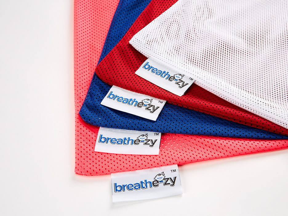 Breathe-zy Anti Suffocation Outer Mesh Pillow Case