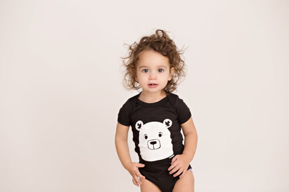 Bea the Bear Unisex Onesie and Tee