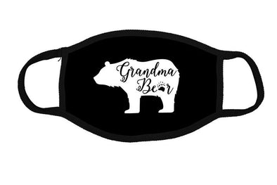 Grandma Bear Mask