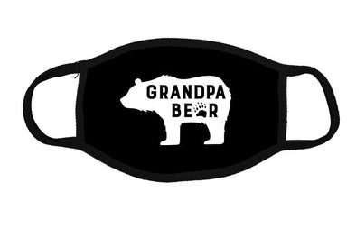 Grandpa Bear Mask